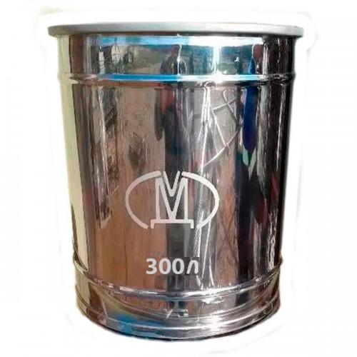 Емкость из пищевой нержавейки 300 литров