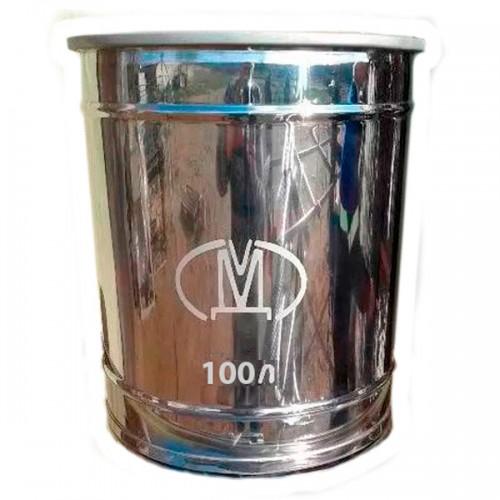 Емкость пищевая нержавеющая сталь 100 литров