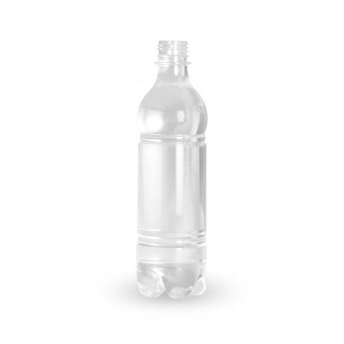 ПЭТ бутылка 1,0л с пробкой 6 шт.