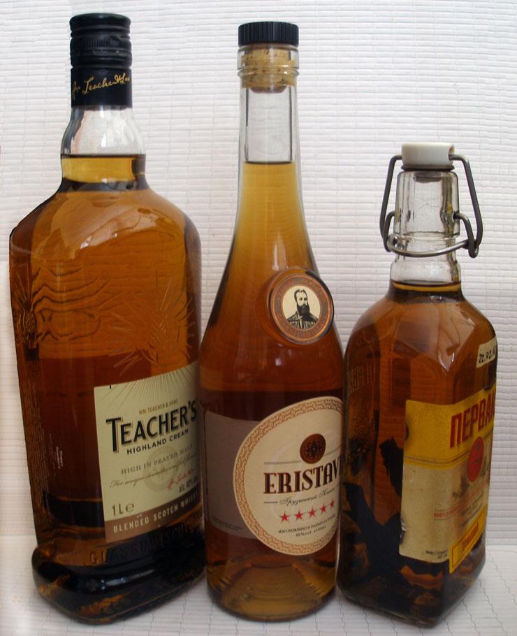 Напитки на дубовой щепе